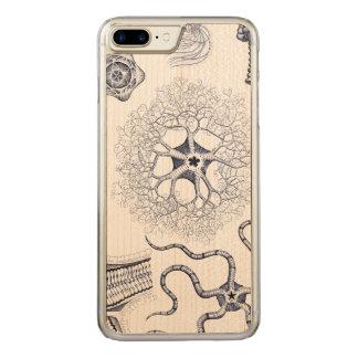 Marine Life / Marine Biology Strange Sea Creatures Carved iPhone 7 Plus Case