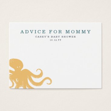 Beach Themed Marine Life | Mommy Advice Cards