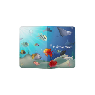 Marine Life Passport Holder