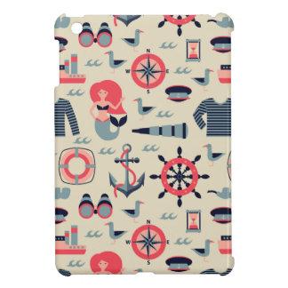 Marine Life Pattern iPad Mini Cases