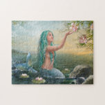 "Marine Mermaid Puzzle<br><div class=""desc"">Marine Mermaid</div>"