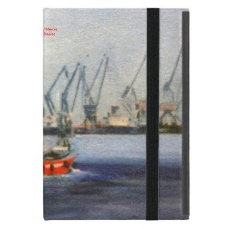 Marine navy//Marinates Cover For iPad Mini