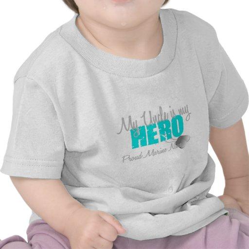 Marine Niece Uncle Hero Shirt
