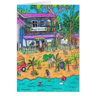 Marine park Office Card