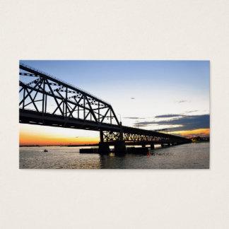 Marine Parkway Bridge-Gil Hodges Business Card