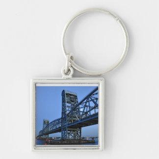 Marine Parkway Bridge-Gil Hodges Keychain