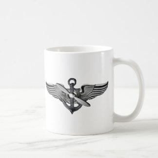 marine pilot wings coffee mug