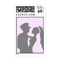 Marine Silhouette Stamp