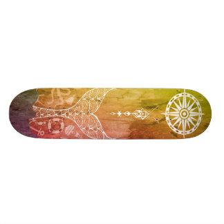 Marine Skate Skateboard