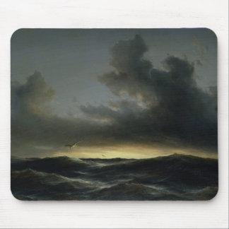 Marine Solitude, 1852 Mouse Pad