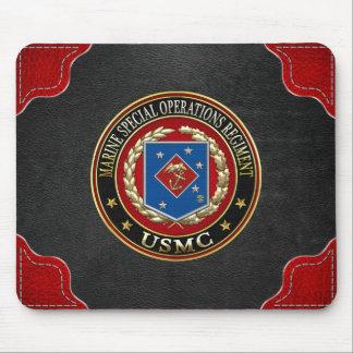 Marine Special Operations Regiment (MSOR) [3D] Mouse Pad