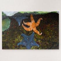 Marine Star Fish. Jigsaw Puzzle