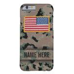 Marine Style Camouflage Case iPhone 6 Case