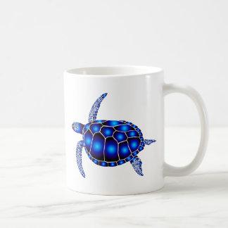 marine turtle meeres schildkröte ocean tazas de café
