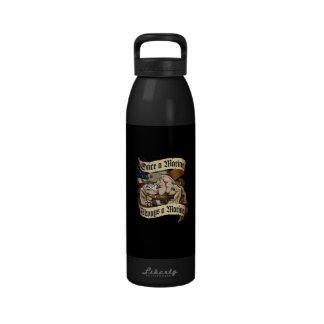 Marine water bottle