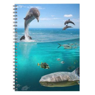 Marine Wildlife Notebook