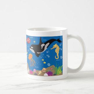 Marine World Coffee Mug