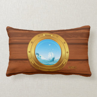 Marine Yacht View IPhone 4 Case Pillows
