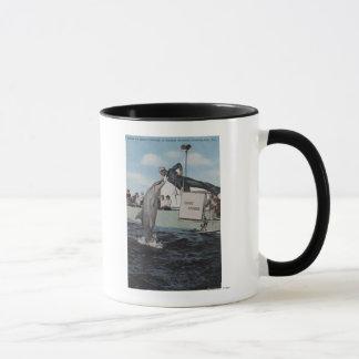 Marineland, Florida - Sailor Mouthfeeding Mug