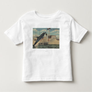 Marineland, Florida - View of Pudgy the Toddler T-shirt