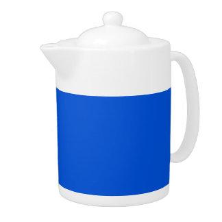 MARINER BLUE (solid color) ~ Teapot