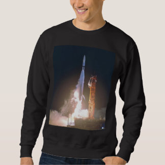 Mariner I 1 rocket into space toward Venus NASA Pullover Sweatshirt