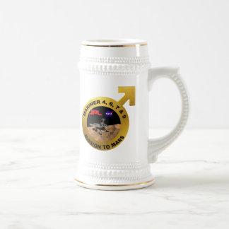 Mariner: The Early Mars Probes! Coffee Mug
