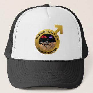 Mariner: The Early Mars Probes! Trucker Hat