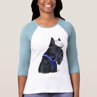 Marinero de Terrier del escocés Camiseta