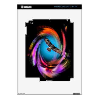 Marinero del mundo pegatinas skins para iPad 3