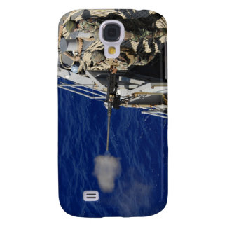 Marineros a bordo de USS Fort McHenry Funda Para Samsung Galaxy S4