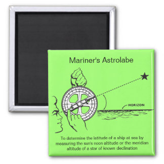 Mariner's Astrolabe Magnets