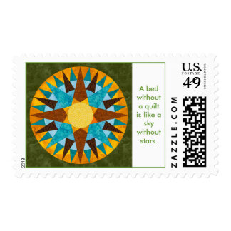 Mariners Compass Postage