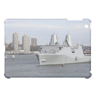 Marines and sailors man the rails iPad mini cases