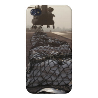 Marines attach sling loads iPhone 4 covers