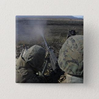 Marines fire an M2 50 caliber machine gun Button