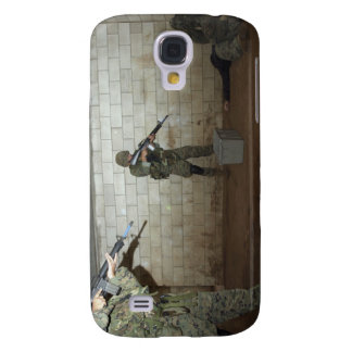 Marines hold an SASO instructor down Samsung S4 Case