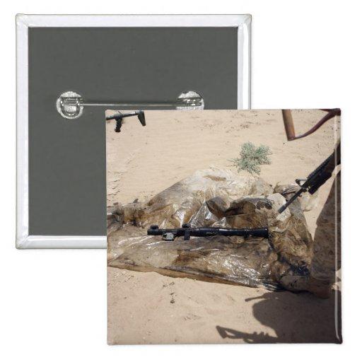 Marines Pinback Button
