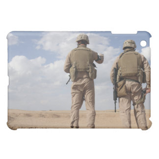 Marines scan the horizon for insurgent activity case for the iPad mini