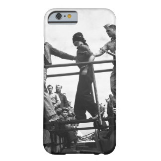 Marines unloading Japanese POW_War Image Barely There iPhone 6 Case
