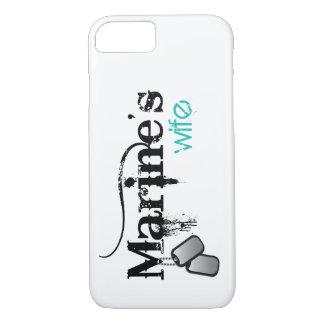 Marine's Wife iPhone 8/7 Case