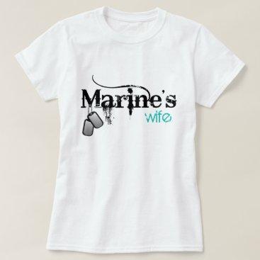 Marine's Wife T-Shirt