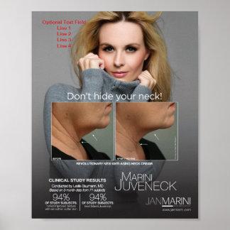"Marini Juveneck 8x10 "" Póster"