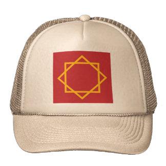 Marinid  Morocco, Morocco Mesh Hat