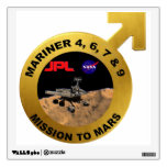 Marino: ¡Las puntas de prueba de Marte tempranas!
