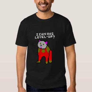 Mario Happycat Sprite Shirt