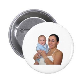 Mario W/Mommy Pascua 2009 Pins