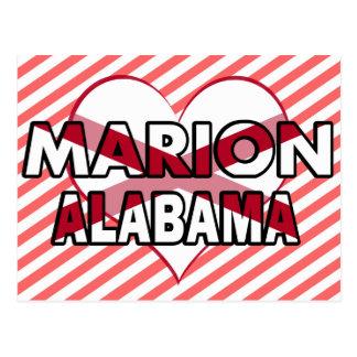 Marion, Alabama Postcard