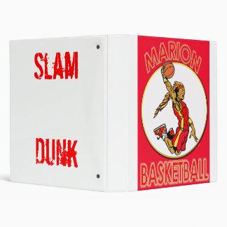 Marion Basketball1 Binder
