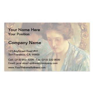 Marion by Guy Rose Business Card